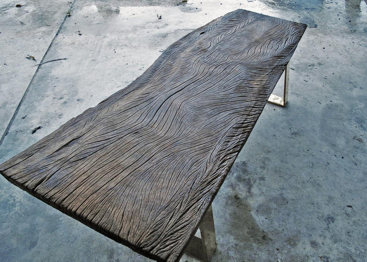 Chang Thai Coffee Table Bench By Faisal Malik Design