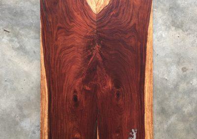 Faisal Malik Design - Rosewood Gecko Centrepiece