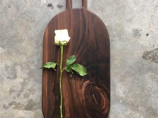 Walnut U Handle Board – USD 250 (Sold Out)
