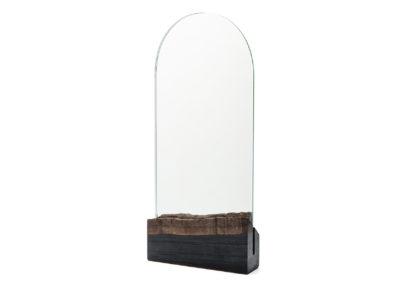 Ebony Monolith Mirror No.1 – USD 200 (Sold Out)